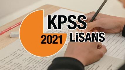 2021 KPSS ne zaman? ÖSYM takvimi açıkladı! Ortaöğretim ve ön lisans sınavları bu yıl düzenlenecek mi?