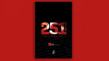 251 Mektup-15 Temmuz Şehitlerine Mektuplar