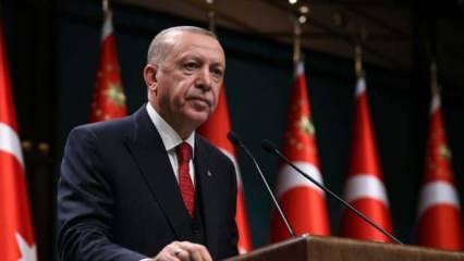 Cumhurbaşkanı Erdoğan'dan Kılıçdaroğlu'na 500 bin TL'lik dava