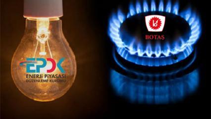 Elektrik ve doğalgaza kaç TL zam yapıldı? 1 Temmuz itibari ile tarife ücretleri...