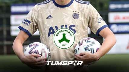 Fenerbahçe'nin yıldızı adım adım Giresunspor'a... 1 Temmuz Giresunspor transfer haberleri!