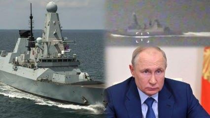 Putin'den tepki: O gemiyi batırsaydık bile 3. Dünya Savaşı çıkmazdı