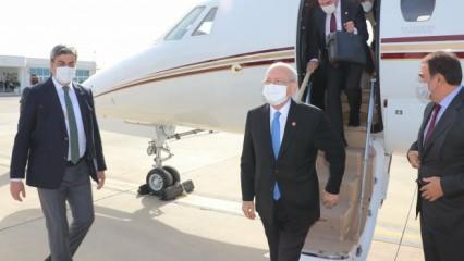 Samsun'a özel jetle giden Kılıçdaroğlu'ndan ilginç çıkış: Uçakları satacağım