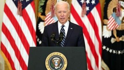 ABD Başkanı Biden'dan 'Afganistan' açıklaması