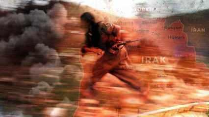 Son dakika: Terör örgütü bozguna uğradı! Bakanlık duyurdu