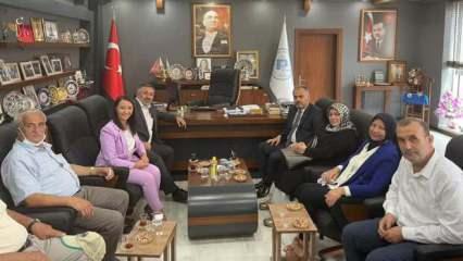 Bursa Büyükşehir Belediye Başkanı Alinur Aktaş'tan destek açıklaması