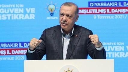 Çözüm süreci neden bitti? Erdoğan'dan son dakika açıklamalar