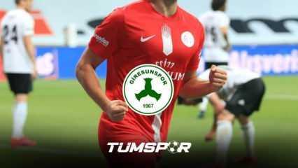 Giresunspor'a Süper Lig oyuncusunun peşinde... Son dakika Giresunspor transfer haberi!