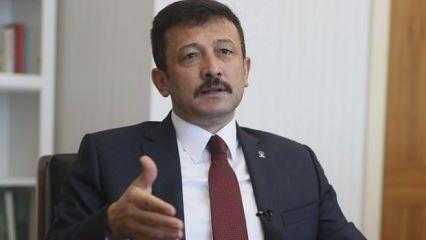 Hamza Dağ'dan Tunç Soyer'e 'HDP' tepkisi