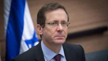 İsrail'in yeni Cumhurbaşkanı Herzog resmen göreve başladı