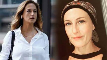 Kanser tedavisi gören ünlü oyuncu Canan Ergüder son halini paylaştı!