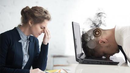 Koronavirüs 35 yaş üstünde dijital tükenmişliğe sebep oldu!