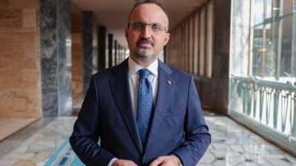 AK Parti'den erken seçim tartışmalarına tepki