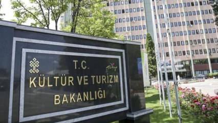 Kültür Turizm Bakanlığı en az lise mezunu 43 işçi alımı! Başvuru için bugün son...