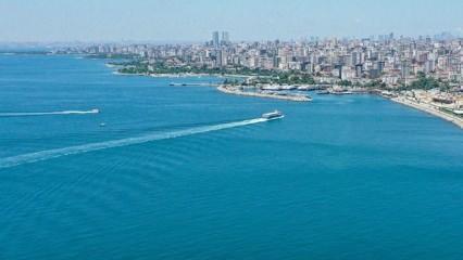 Marmara Denizi'nden 10 bin 941 metreküp müsilaj temizlendi