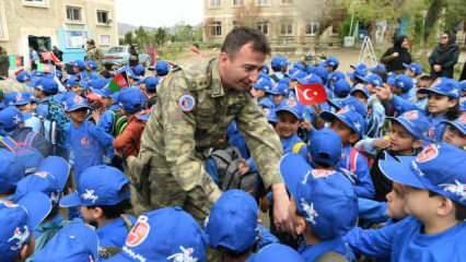 MSB'den Afganistan paylaşımı!