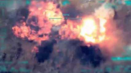MSB'den Kuzey Irak'ta operasyon: 2 terörist etkisiz hale getirildi