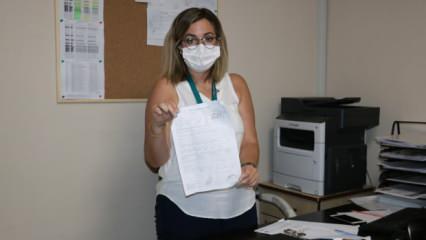 Kahramanmaraş'ta muayene ücreti ödememek için sağlık çalışanını darp etti!