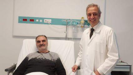 Tek ameliyatla karaciğer ve kalın bağırsağındaki 8 tümör temizlendi