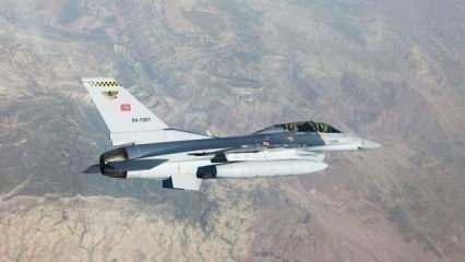 TSK ve MİT'ten ortak operasyon: 3 terörist etkisiz hale getirildi