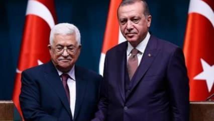 Türkiye'den yeni Filistin hamlesi!
