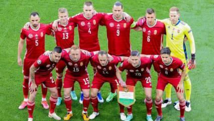 UEFA'dan Macaristan'a ceza