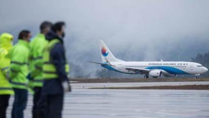 Ülke karıştı, Çin 210 vatandaşını uçakla tahliye etti