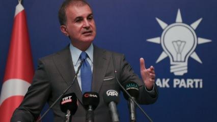 Konya'daki katliamla ilgili AK Parti'den açıklama