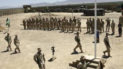 Avustralya, Afganistan'daki son askerlerini geri çekti