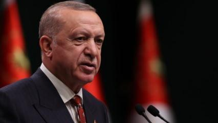 Başkan Erdoğan, İsrail Cumhurbaşkanı Herzog ile telefonda görüştü