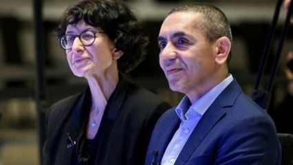 BioNTech CEO'su Şahin'den son dakika 'varyant' açıklaması: Gerekirse 100 gün içinde...