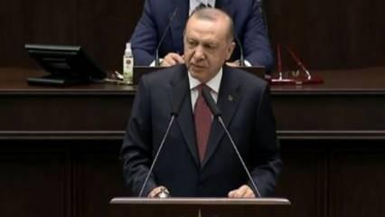 Erdoğan'dan bomba açıklamalar! 'Başlarına geçireceğiz' deyip duyurdu...