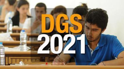 DGS sonuçları hangi tarihte açıklanacak? ÖSYM 2021 Dikey Geçiş Sınav sonuç tarihi...