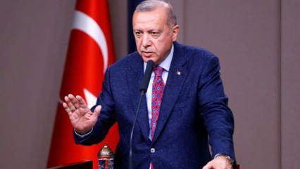 Son dakika: Cumhurbaşkanı Erdoğan müjdeleri bugün açıklayacak