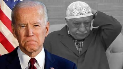 FETÖ'den 'Joe Biden' itirafı: Bizi hayal kırıklığına uğrattı