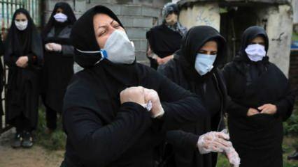 İran'ı Delta varyantı kabusu sardı