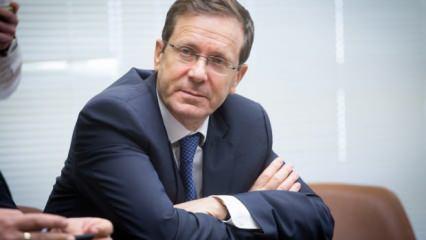 İsrail Cumhurbaşkanı Herzog'dan Abbas'a zeytin dalı