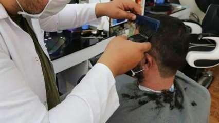Kilis'te çocuğunun saç tıraşını beğenmedi, berberi pompalı tüfekle öldürdü
