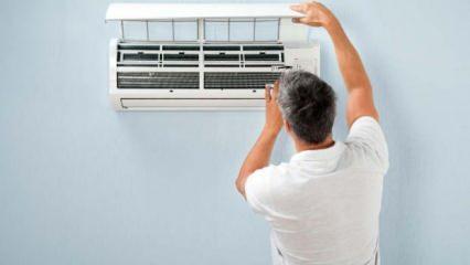 Klima kullanırken dikkat! Kalp krizine neden olabiliyor