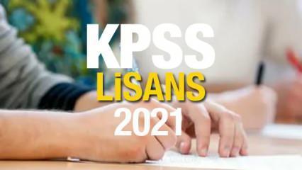 KPSS sınav tarihleri 2021! KPSS sınav giriş (yerleri) belgesi ne zaman açıklanacak?