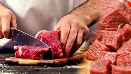 Profesörden kurban eti uyarısı: En az 12 saat bekletin!