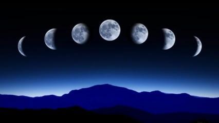 Rüyada birden fazla ay görmek nasıl tabir edilir? Rüyada dolunay görmek hayırlı mıdır?