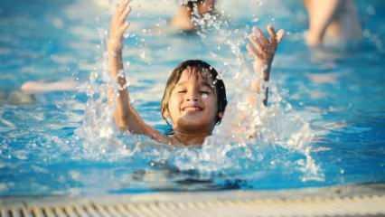 Rüyada havuz görmek ne demek? Rüyada kalabalık havuzda yüzmek hayırlı mıdır?