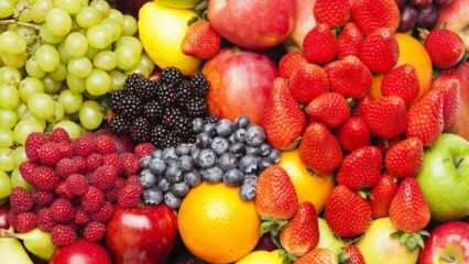 Rüyada çeşit çeşit meyve görmek ne demek? Rüyada meyve bahçesi görmek nasıl tabir edilir?