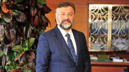 """Sur Yapı Yönetim Kurulu Başkanı Elmas: """"15 Temmuz bir direniş destanıdır"""""""