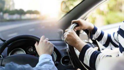 Sürücülerin korkulu rüyası: Yol hipnozu