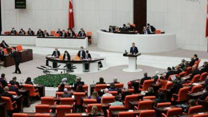 TBMM'nden CHP, HDP ve İYİ Parti'nin iddialarına ret