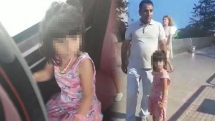 Küçükçekmece'de bir anne 5 yaşındaki kızını minibüste unuttu!