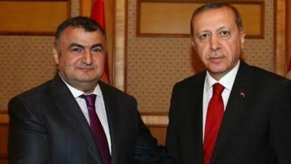 Başkan Erdoğan ve  Ahıskalı Türkler Birliği Başkanı Kassanov ile telefonla görüştü