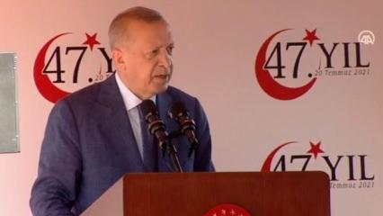 Son Dakika... Başkan Erdoğan Kıbrıs'tan duyurdu! Maraş'ta yeni dönem